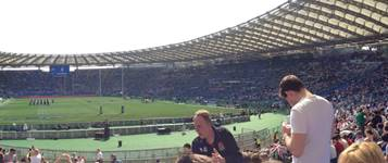 Italy Vs England rugby holidays